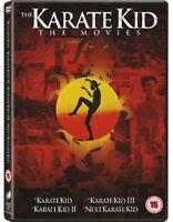 The Karate Kid The Film - The Karate Kid / The Karate Kid II / The Karate Kid