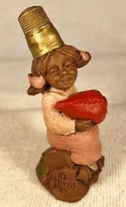 MENDY-R 1989~Tom Clark Gnome~Cairn Studio Item #5070~Edition #51~Story Included
