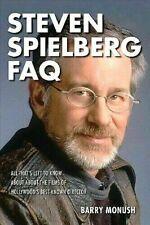 Steven Spielberg Faq - Monush, Barry - New Paperback