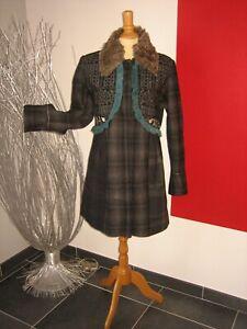 MANTEAU DESIGUAL FEMME TAILLE XL ( 42 )   eBay
