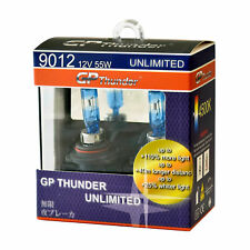 GP-Thunder 4500K 9012 9012LL HIR2 PX22d 55W Bright White Xenon Light Bulbs