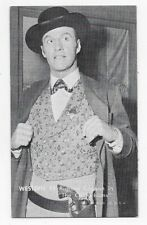 TELEVISION WESTERN ACTOR RICHARD COOGAN IN THE CALIFORNIANS ARCADE #1887