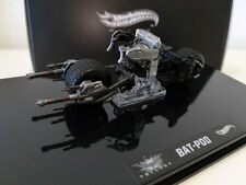 Hotwheels Elite 1/43 - Bat-Pod The Dark Knight