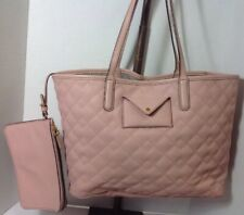 385d46ea9c4d MARC by Marc Jacobs - Quilted Leather Tote - Detachable Pouch