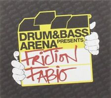 DRUM AND BASS ARENA PRESENTS FRICTION AND FABIO 2CDs (NEW/SEALED)