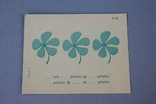 Matériel scolaire Studia carte carton calcul Multiplication pétale P83 école