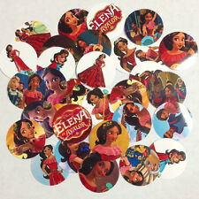 "60 Elena of Avalor 1"" inch Precut Bottle Cap Images for DIY Projects Bows"