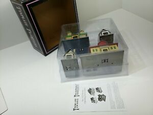 MTH VILLA SET #192 TINPLATE TRADITIONS O GAUGE 10-4059 APPEARS TO HAVE NO USE