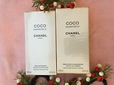 CHANEL COCO MADEMOISELLE SHOWER GEL AND BODY LOTION SALE SET
