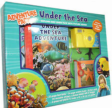 Adventure Pack Under the Sea - Includes Books,  Fact Cards, Pic Viewer New