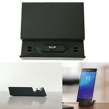 For SONY Xperia Z5 Z5 Compact Z5 Premium Micro USB Cradle Dock Charger Stand