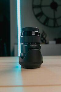 Sigma 18-35mm f/1.8 Canon MINT CONDITION