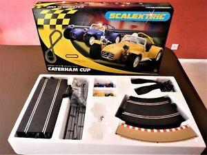 Scalextric Caterham Cup