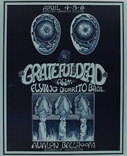 GRATEFUL DEAD - The Last Night of the Avalon Ballroom (3CD Ltd Edition)