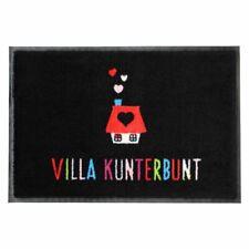 Gift Company Fußmatte Villa Kunterbunt, 75 x 50 cm - waschbar