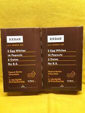 Protein Bars, Peanut Butter Chocolate, 24 Bars, 1.83 oz (52 g) Each