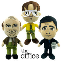 THE OFFICE TV SHOW DUNDER MIFFLIN 24cm COLLECTIBLE SOFT STUFFED PLUSH TOY **NEW*