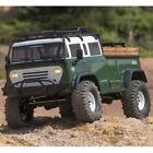 Cross RC CZRJT4RTRG - JT4 1/10 4X4 Scale Rock Crawler RTR Green / White