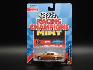 2021 RACING CHAMPIONS MINT 1970 CHEVY CHEVELLE SS 396 R 1 GOLD STRIKE CHASE
