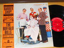MONO POP BARBER SHOP HARMONY LP - THE BUFFALO BILLS - COLUMBIA 1288