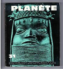 """""""REVUE PLANETE N° 31"""" (1966) L. PAUWELS & J. BERGIER"""