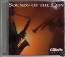 (50G) Sounds Of The City, Gillette Series - CD