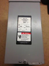 DS-3 Siemens Modular Extension Box DS3 1200A 1 Phase 3 Wire