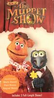 The Best of the MUPPET SHOW (VHS) Mark Hamil PAUL SIMON Raquel Welch JIM HENSON