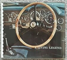 Aston Martin  DB6 Saloon & Volante Quality Spiral Bound Sales Brochure