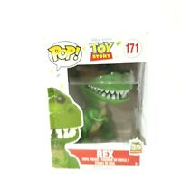 Funko Pop! Disney Pixar Toy Story REX #171 2015 Vaulted Retired 20th Anniversary