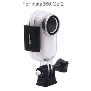 30m Wasserdichte Gehäusekasten Tauchen Schutzhülle für Insta360 GO2 Go 2 Camera