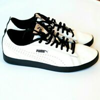 Women's Sneakers White Puma Size 9.5