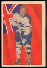 1963 64 PARKHURST HOCKEY #77 FRANK MAHOVLICH VG-EX  TORONTO MAPLE LEAFS HOF CARD