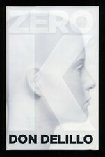 Don Delillo - Zero K; SIGNED 1st/1st