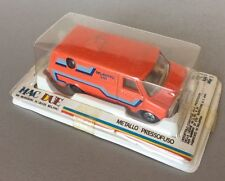 VINTAGE 80s# YATMING MAC DUE DELIGHTFUL VAN ORANGE    1:64# NIB RARE
