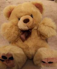 New 'My Teddy Large Cute Sandy Cuddly Soft Toy Bear