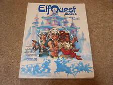 StarBlaze Graphics ElfQuest Book 4 softcover