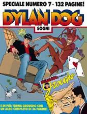 """Dylan Dog - Speciale #07 """"Sogni"""" di Sclavi e Freghieri albetto allegato NUOVO"""