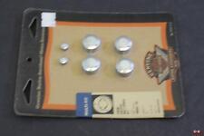 Harley Davidson OEM New front rear brake caliper bolt cover kit 40955-05