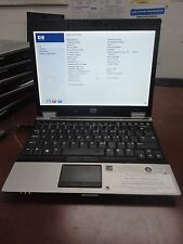 "LOT OF 6 HP Elitebook 2530P 12.1"" Core 2 Duo 1.86GHz  4GB  DVD-RW  Wi-Fi  No O/S"