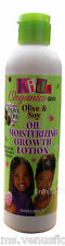 Kids Organics Olive and Soy Oil Moisturizing Growth Lotion 237 Ml