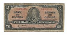 Canada - 1937, Two (2) Dollars