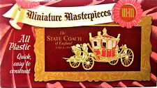 1953 Revell / Miniature Masterpieces  K-500 - The State Coach Of England - Mint