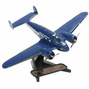 Oxford DieCast Twin Beech G-BKGM - Bristol Airways Diecast Model Aircraft 1:72