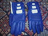 vintage 80`s Winter Handschuhe 80er Jahre oldschool ski made in taiwan Gr.7,5