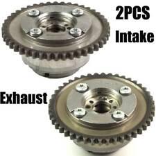 Fit Mercedes 2PCS Camshaft (Exhaust+Intake) Adjuster Actuator W204 C250 SLK250