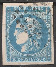 CERES Bordeaux N°46B bleu, TTB
