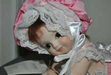 "BABY JENNY 9"" crawling doll JANIS BERARD KAIS PORCELAIN"