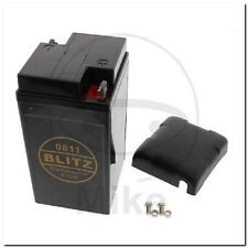 Motorrad Batterie 0811 GEL SCHWARZ-BMW R 25/3 T25/R25/3 NEU