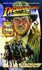 Indiana Jones and the Genesis Deluge (A Bantam Falcon book) Macgregor, Rob Mass